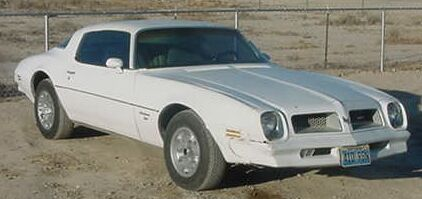 1974 Firebird Esprit for Sale http://www.wallaceracing.com/TFReviveWhy.html