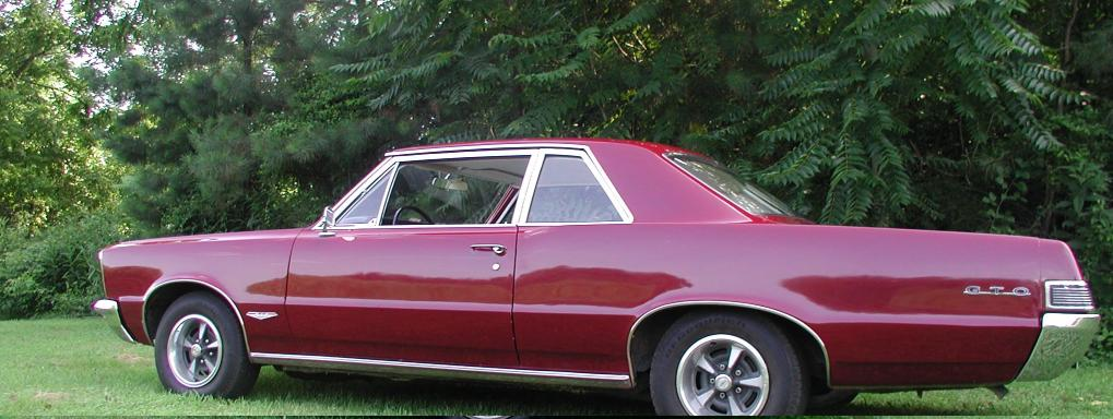 Tony Morellas 1965 GTO