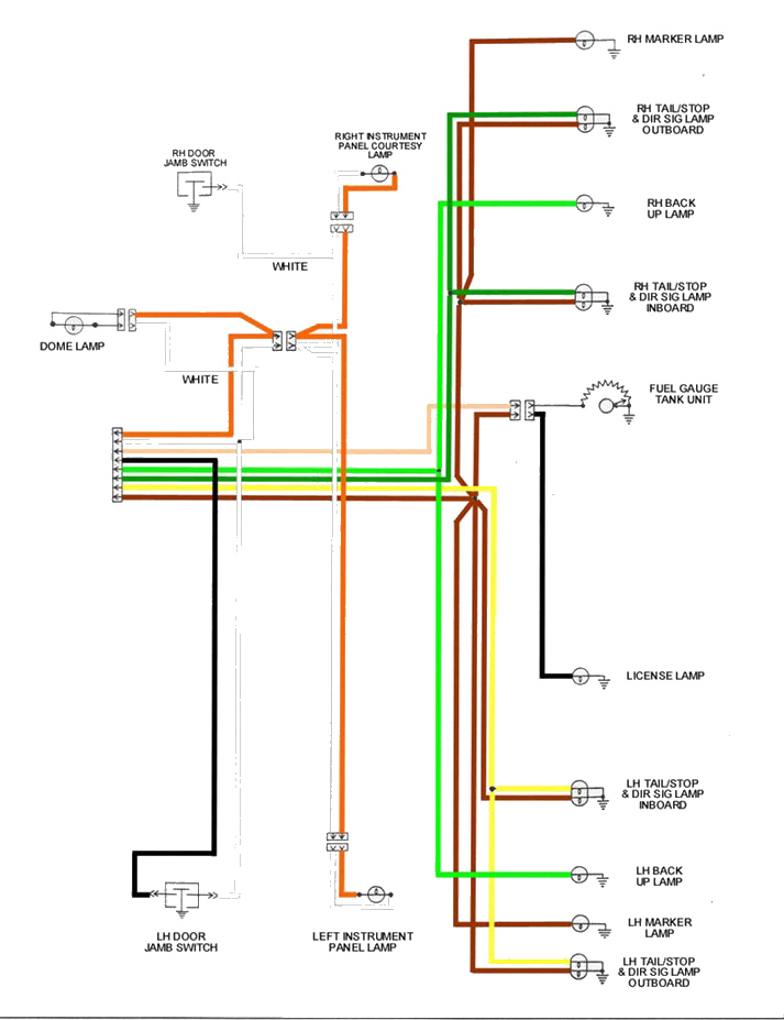 Wallace Racing Wiring Diagramsrhwallaceracing: 1965 Gto Wiring Schematic At Oscargp.net