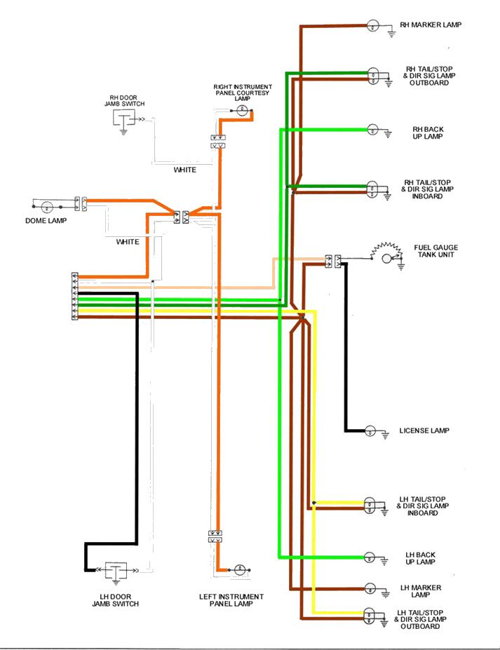 wallace racing wiring diagrams rh wallaceracing com 1968 Camaro Wiring Harness Diagram Pontiac 400 Engine Wiring Diagram