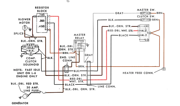 68 Wiring 6: 67 Catalina Wiring Diagrams At Gundyle.co