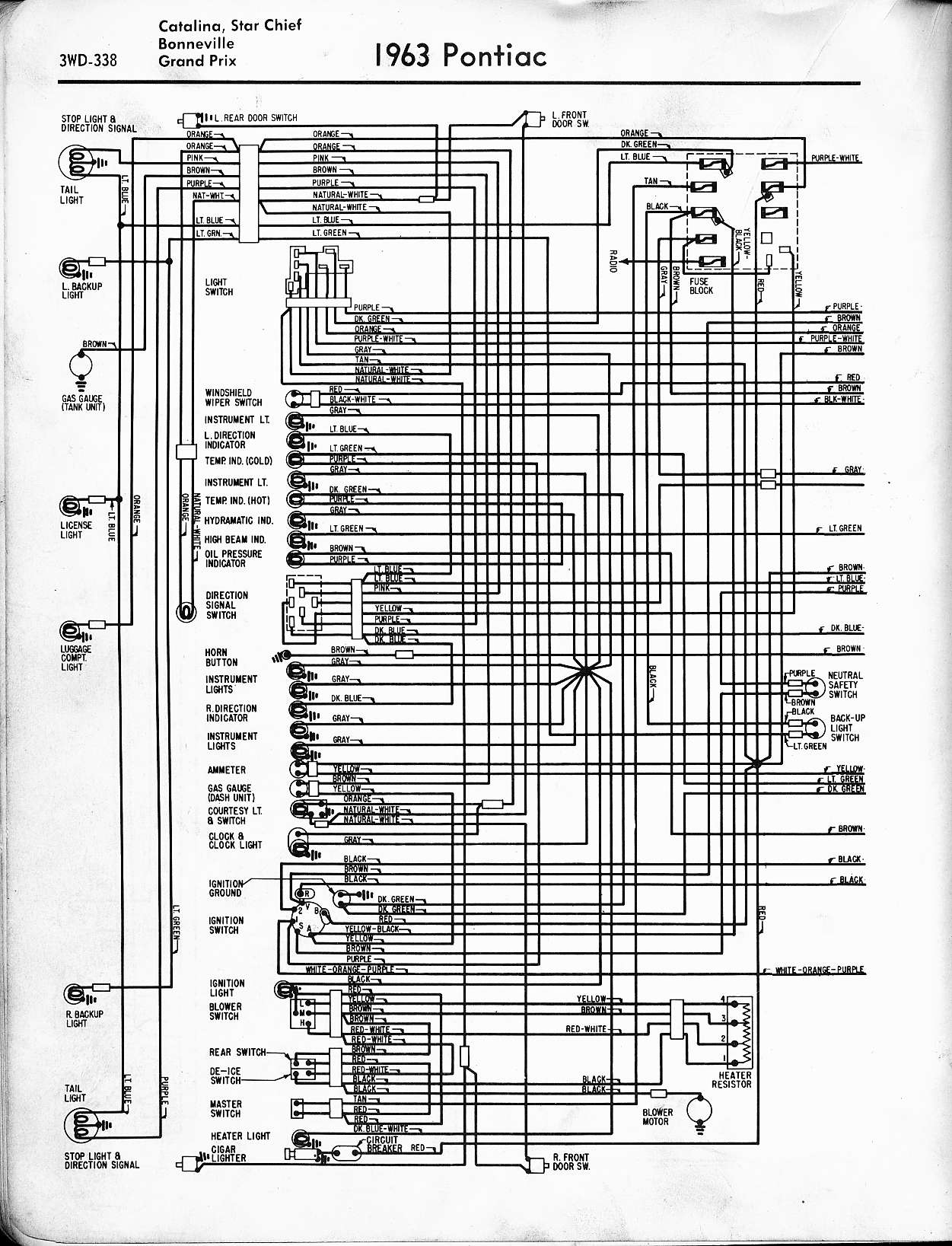 wallace racing wiring diagrams rh wallaceracing com 95 Firebird Wiring Diagram 2001 Firebird Wiring Diagram