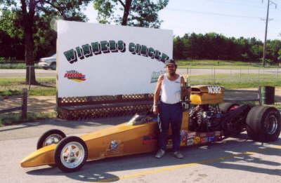 Wallace Racing-Drag Racing Pontiac powered Firebirds,Trans Ams and