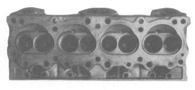 Pontiac V8 Cylinder Heads